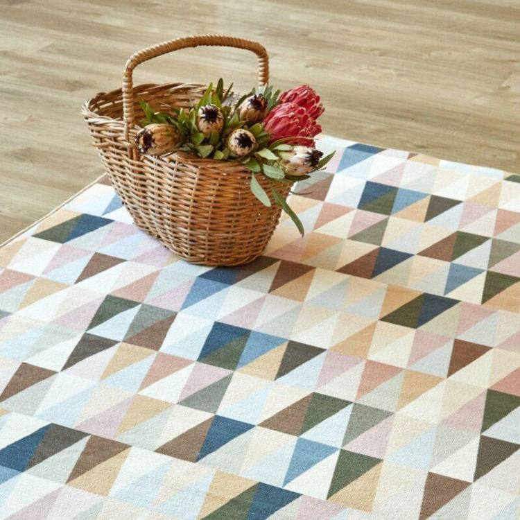 Picture of WARM ALPINE (PRINTED RUG)