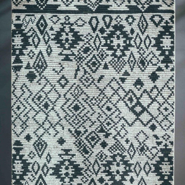 Picture of MASAI HAND-KNOTTED WOOL