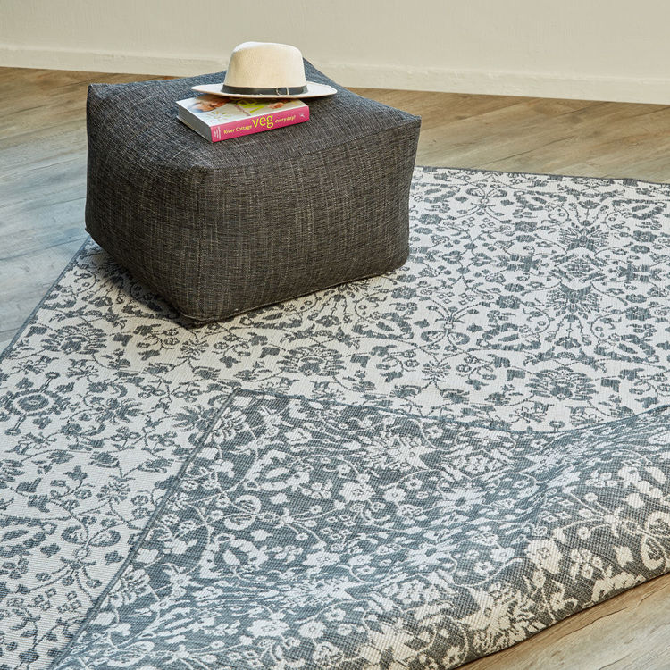 ENCHANTED SILVER RUG