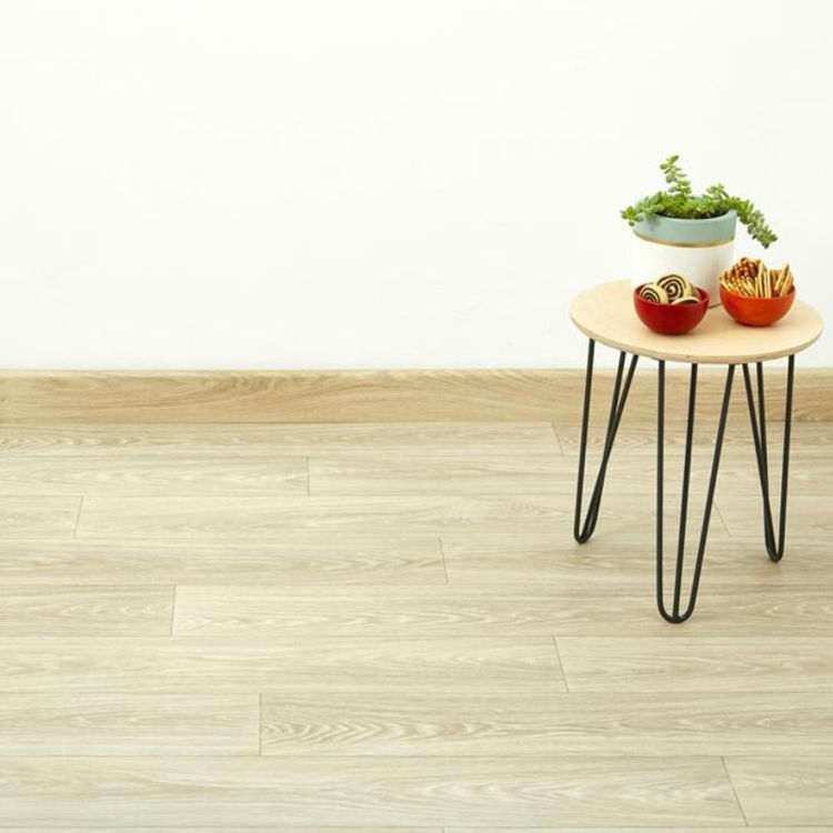 Picture of NATURE OAK LIGHT BROWN - QUICK FIT - (DIY - VINYL SHEETING)