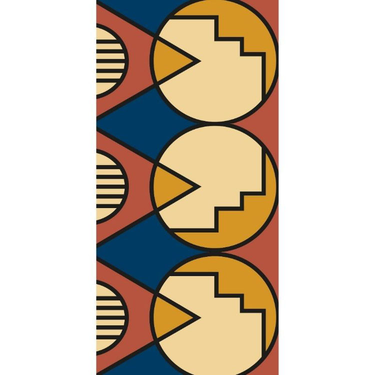 Picture of BONOLO NDEBELE FIRE - EXERCISE MAT