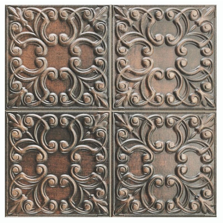 Picture of TIN TILES (DECORATIVE TILES)