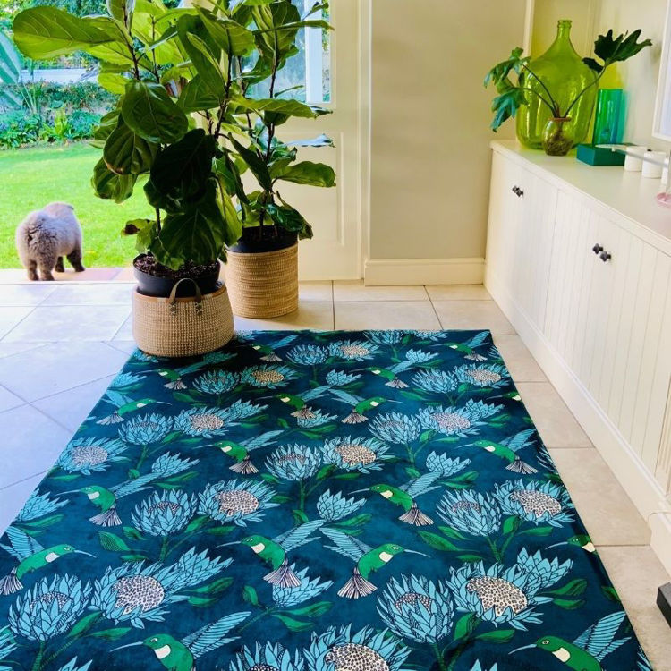 Picture of PROTEAS (PRINTED RUG)